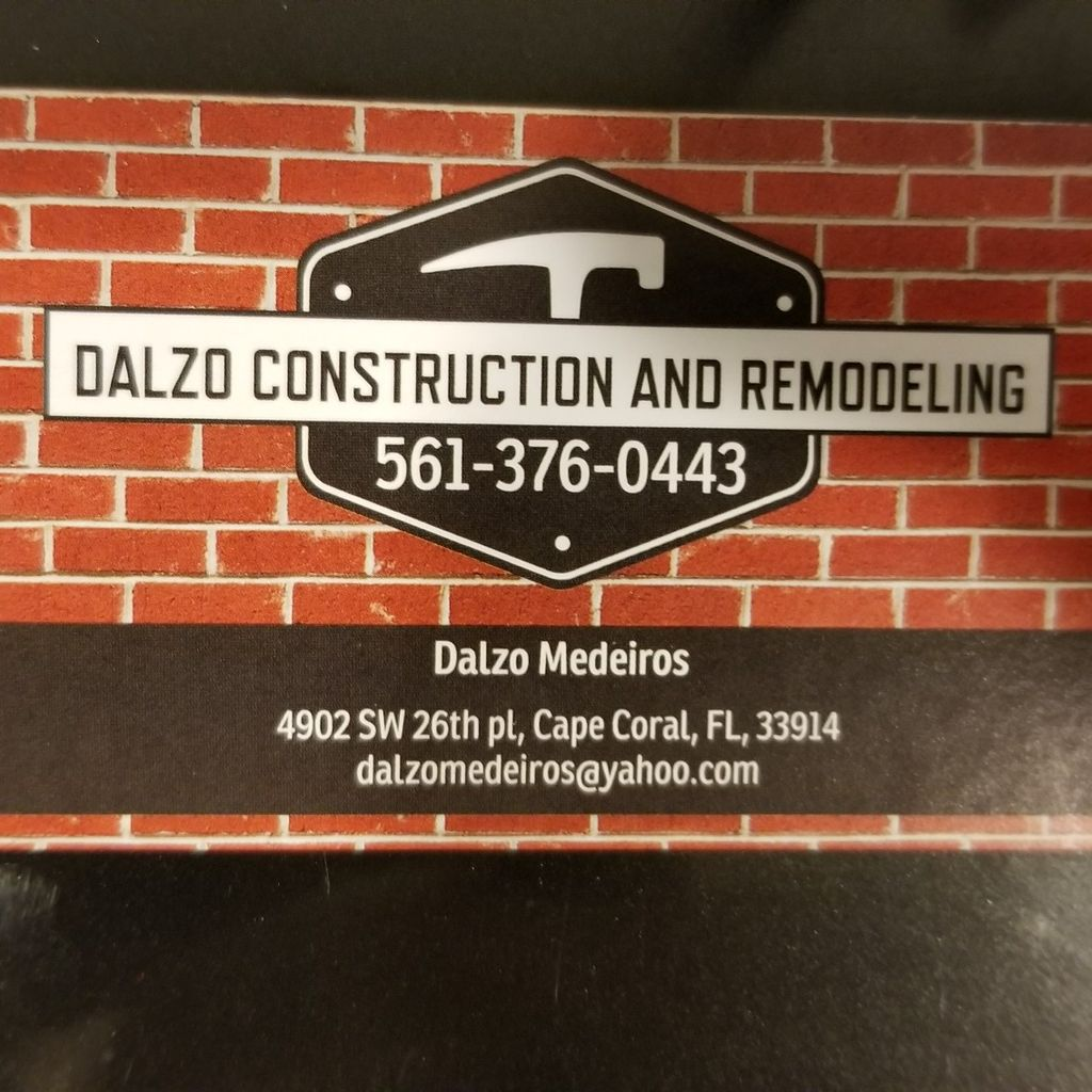 DALZO CONSTRUCTION AND REMODELING