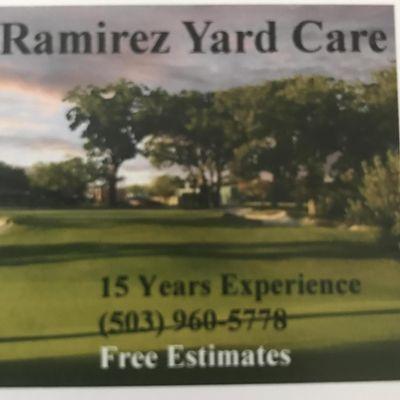 Avatar for Ramirez Yard Care Vancouver, WA Thumbtack