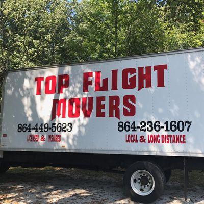 Avatar for Top Flight Movers Greenville, SC Thumbtack