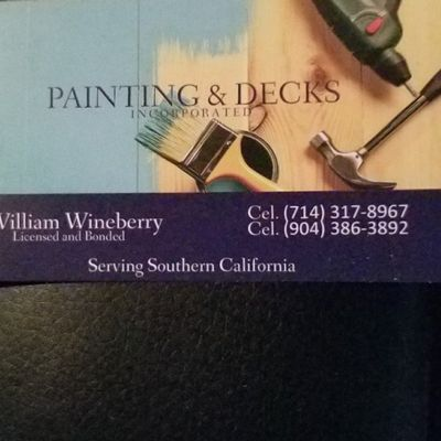 Avatar for Williams Painting & Decking