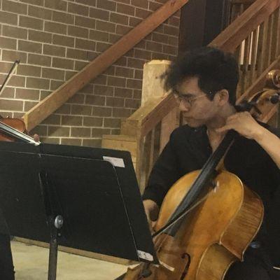 Avatar for Matthew Lei, Cellist