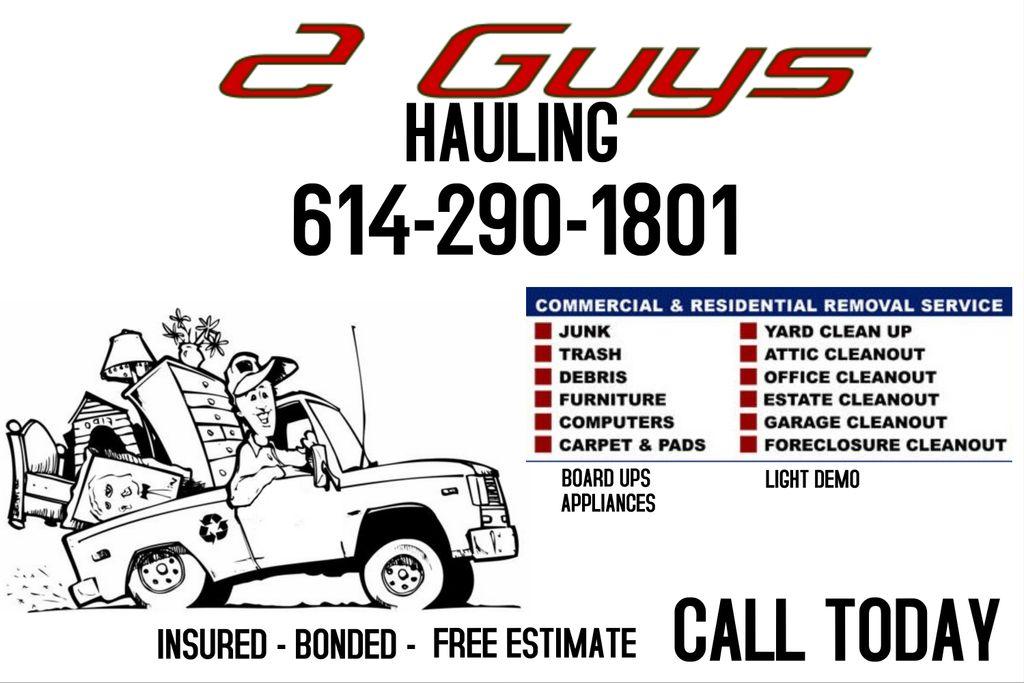 2 Guys Hauling