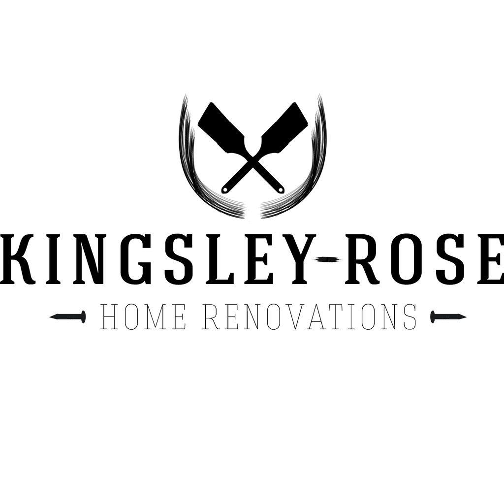 Kingsley-Rose Home Renovations