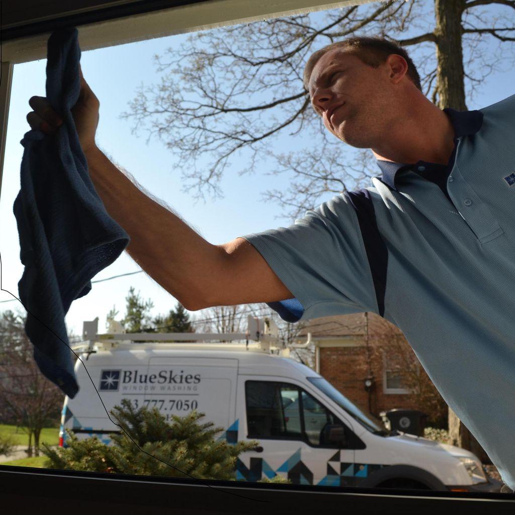 Blue Skies Services Minneapolis/St. Paul