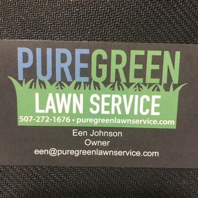 Avatar for Pure Green Lawn Service Byron, MN Thumbtack
