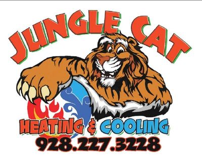 Avatar for JUNGLE CAT HEATING & COOLING Prescott Valley, AZ Thumbtack