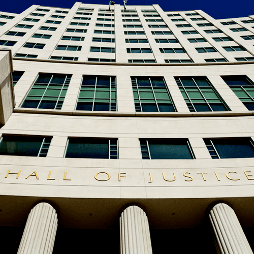 San Diego Hall of Justice