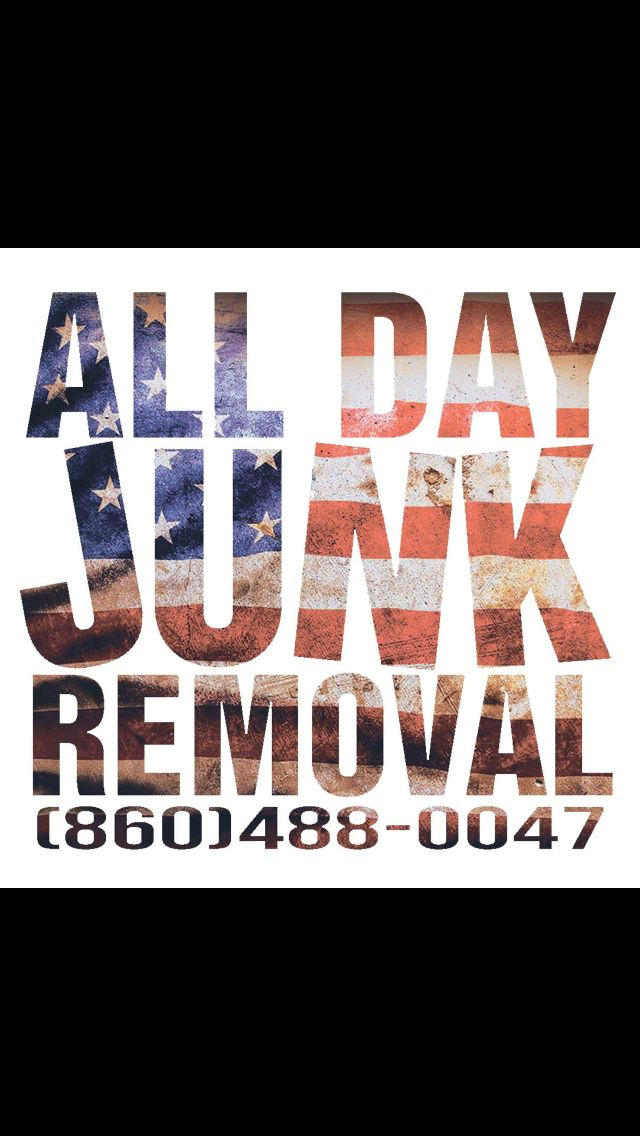 All day junk removal
