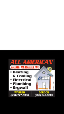 Avatar for All American Home Remodeling Warren, MI Thumbtack