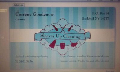 Avatar for Sleeves up Cleaning Service Arcade, NY Thumbtack