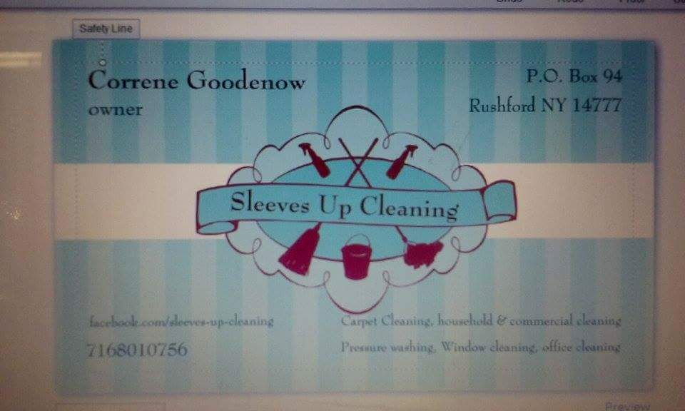 Sleeves up Cleaning Service