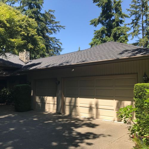 Cougar Mountain residentail client
