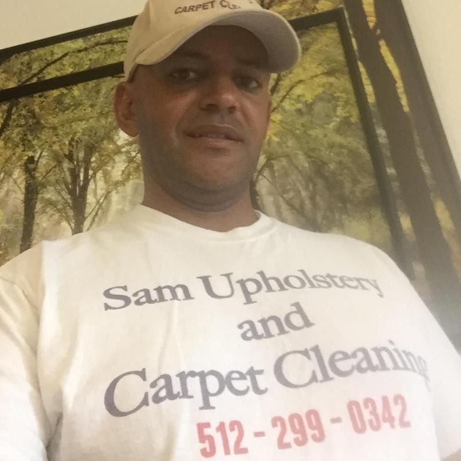 Sam upholstery & carpet cleaning