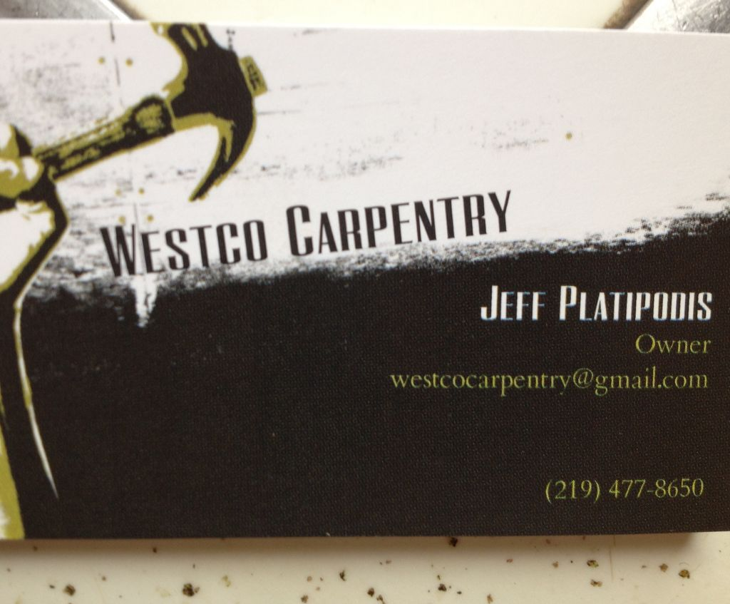 Westco carpentry