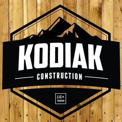 Avatar for Kodiak Construction Martinez, CA Thumbtack