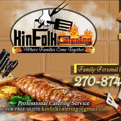 Avatar for Kinfolk Catering