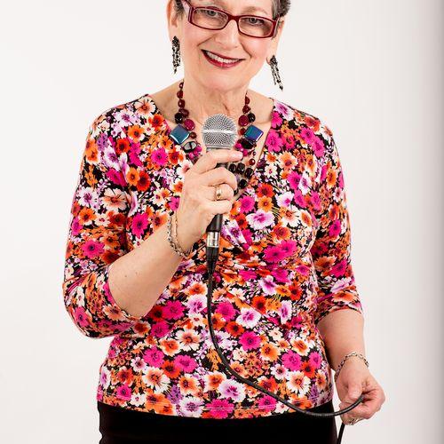Paula C Snyder, Vocalist - Speaker