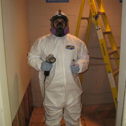 Mold Remediation- PPE