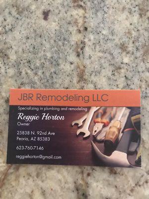 Avatar for JBR Remodeling Peoria, AZ Thumbtack