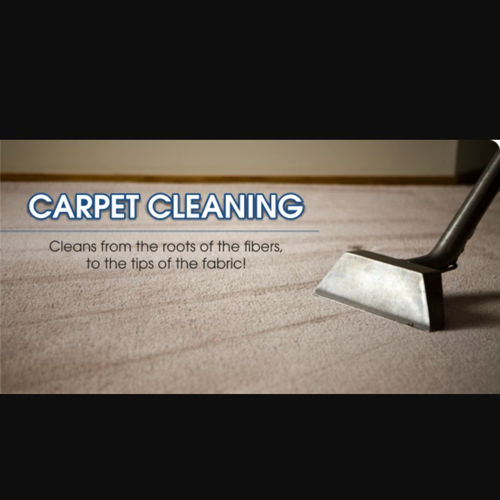 All floor cleaning and upholstery cleaning