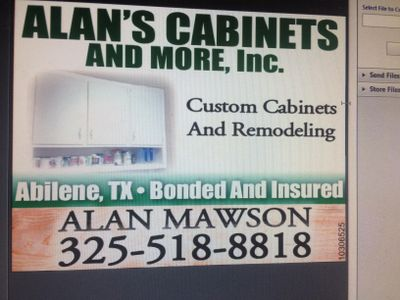 Avatar for Alan's Cabinets & More, Inc