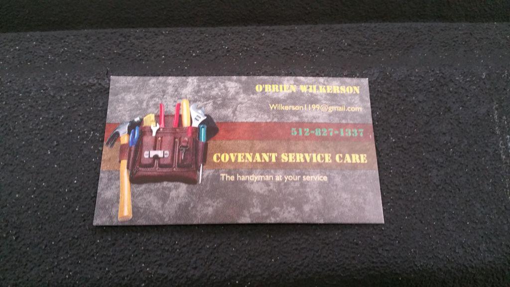 Covenant Service care Inc