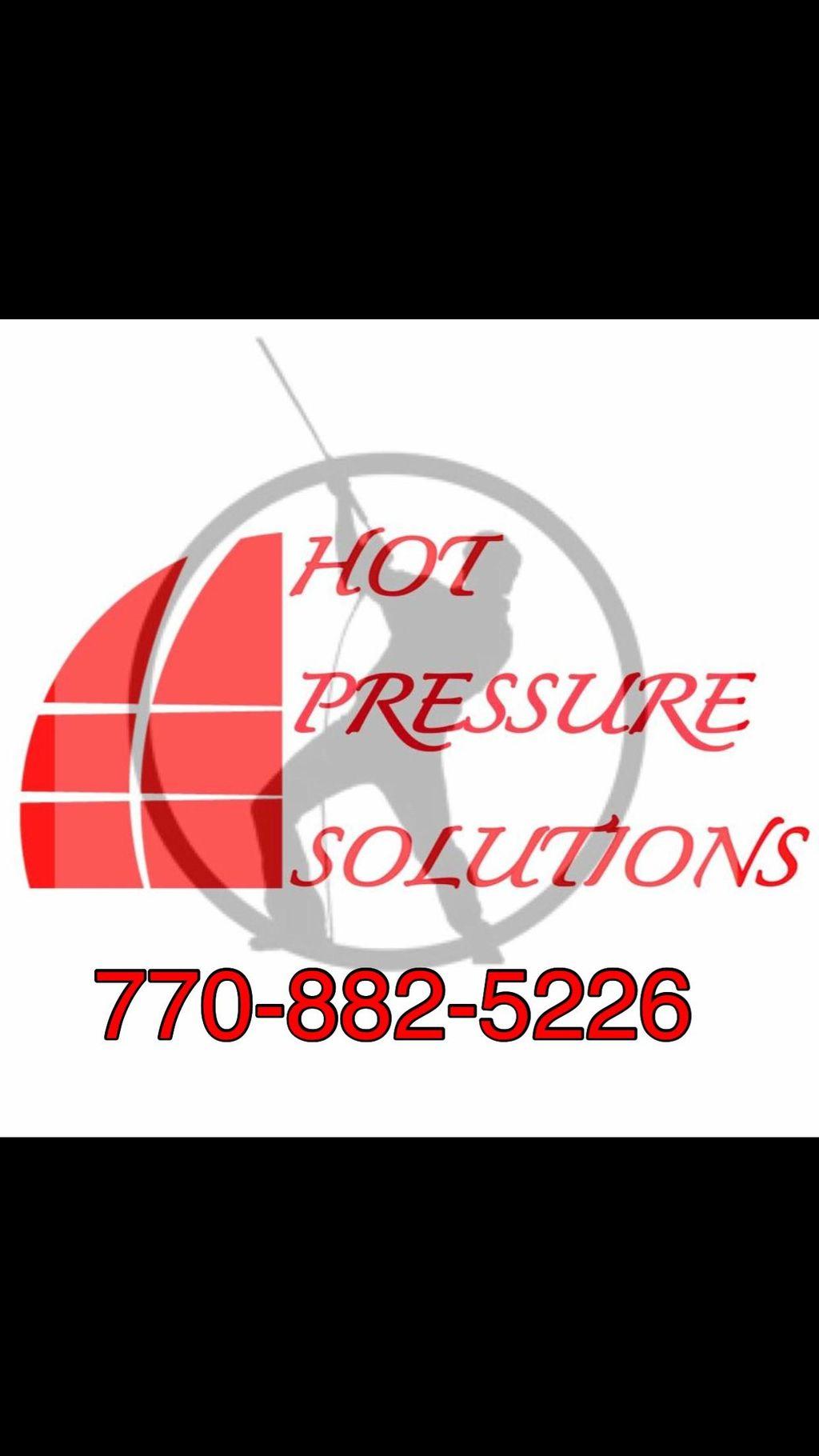 Hot Pressure Solutions L.L.C.