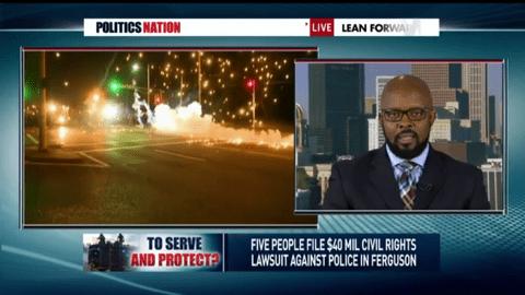 $40M Dollar Lawsuit Filed Against Police on Behalf of Michael Brown Jr Protestors