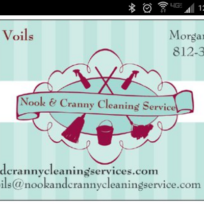 Avatar for Nook & Cranny Cleaning Service Morgantown, IN Thumbtack