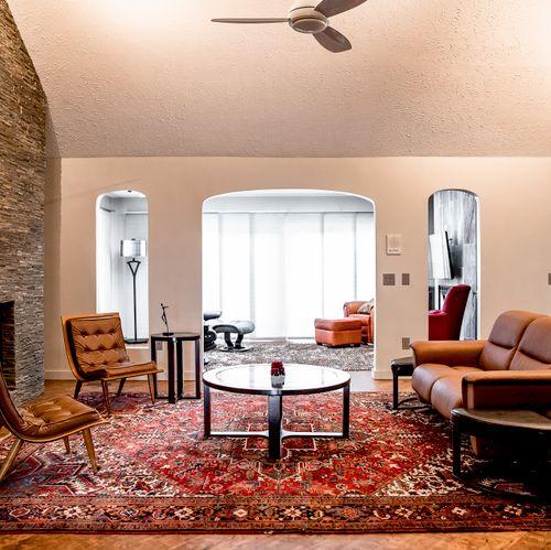 Rock River Living Room After