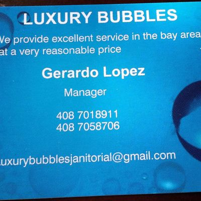 Avatar for Luxury Bubbles
