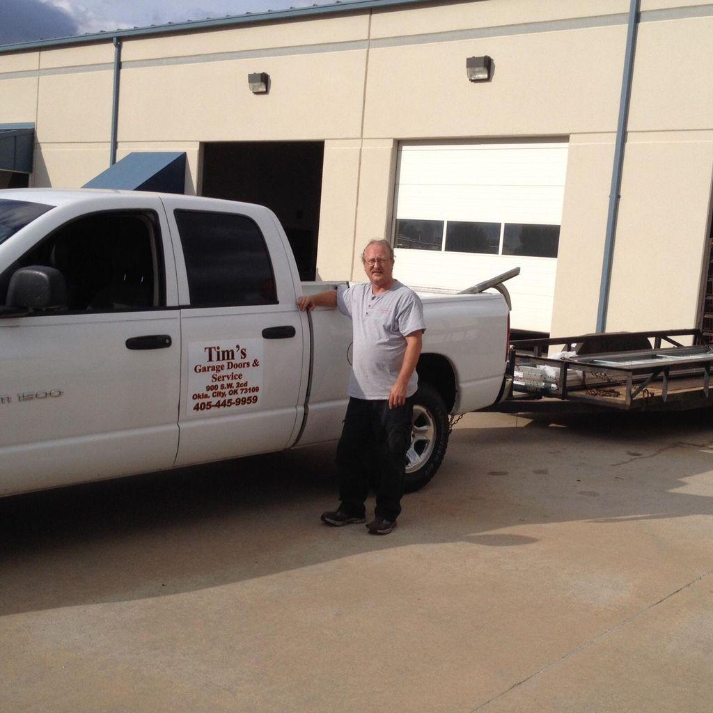 Tim's Garage Doors & Services