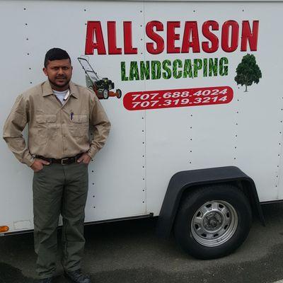 Avatar for All Season Landscaping & Junk Removal Fairfield, CA Thumbtack
