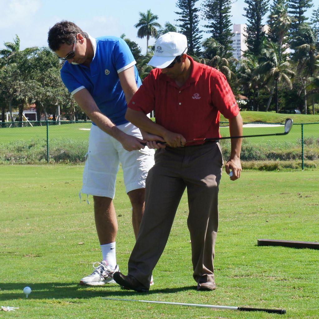 Chris Ardolina Golf Instruction