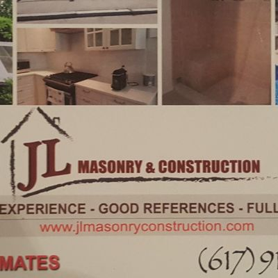 Avatar for JL construction llc. Woburn, MA Thumbtack