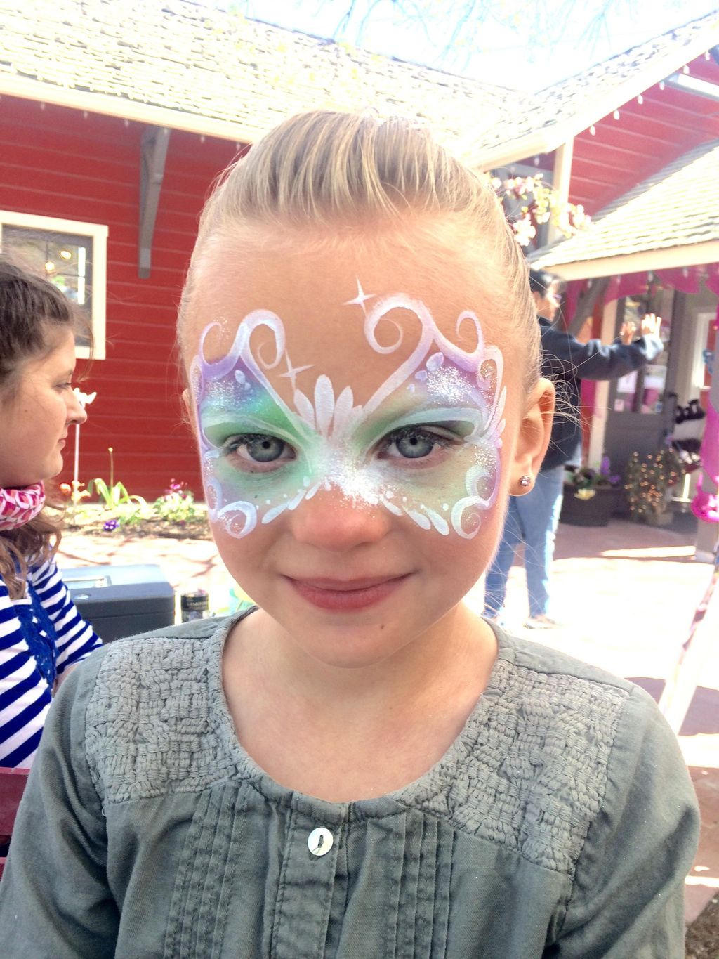 Face Painting Dreams