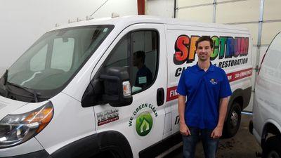 Avatar for Spectrum Cleaning & Restoration Southwest Missouri Branson, MO Thumbtack
