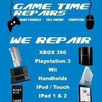 Avatar for Game Time Repair