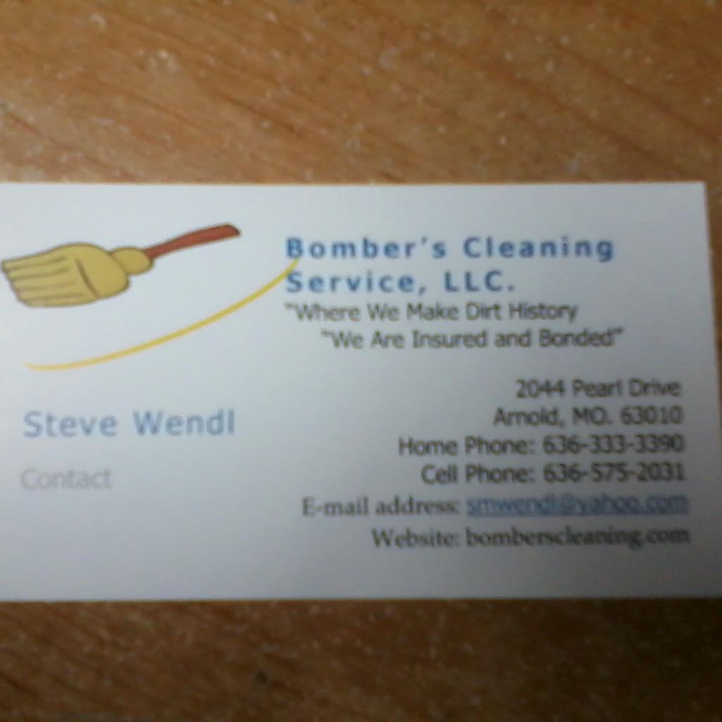 Bomber's Cleaning Service, LLC