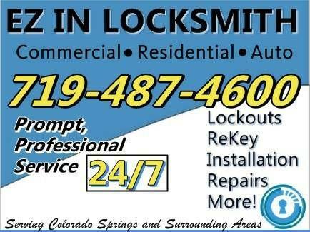 EZ In Locksmith Service