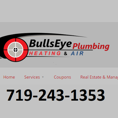 Avatar for Bullseye Plumbing Heating and Air Colorado Springs, CO Thumbtack