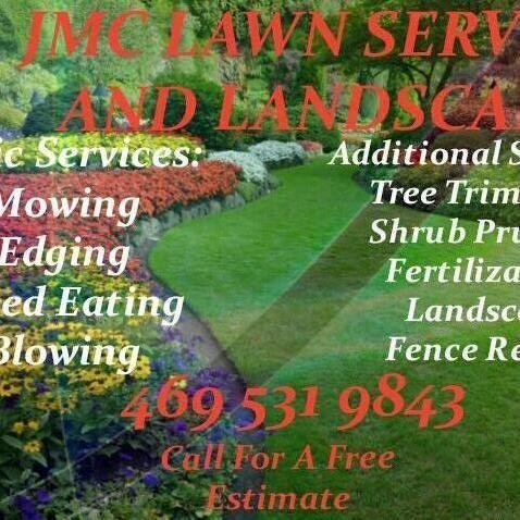 JMC LAWN SERVICE AND LANDSCAPE