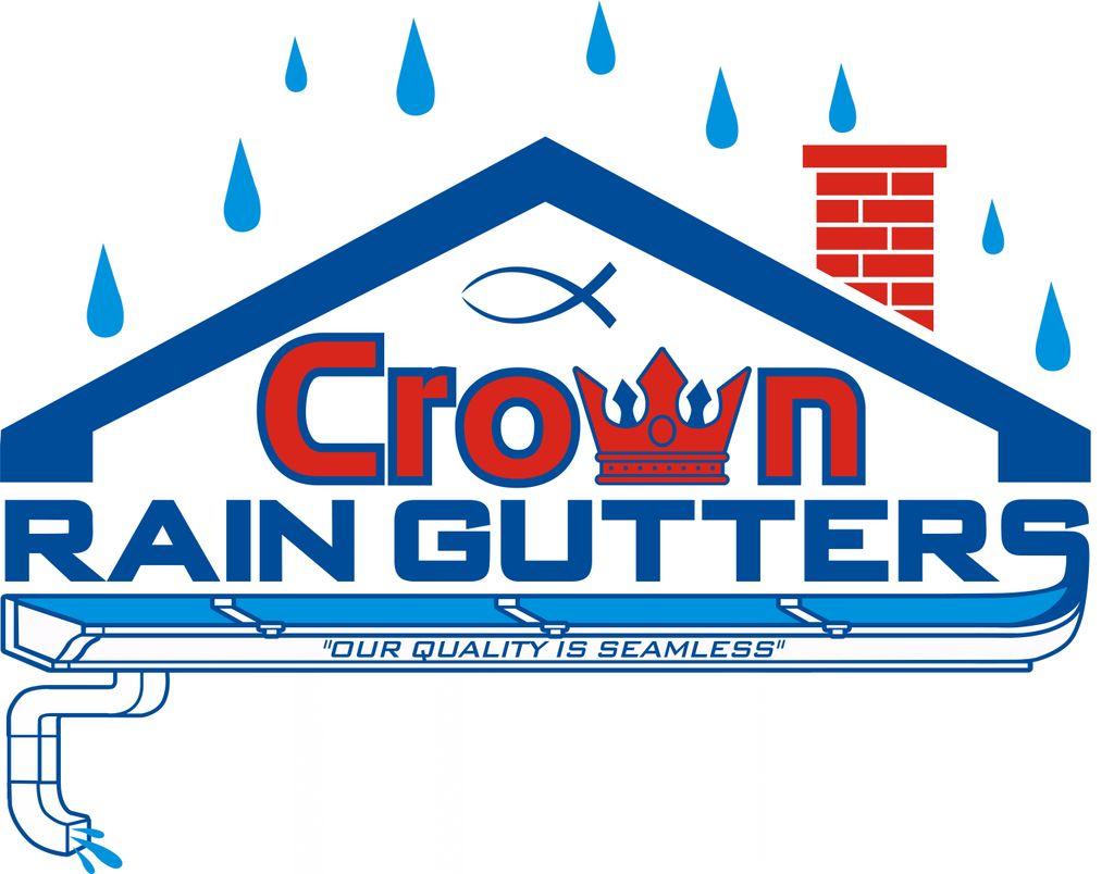 Crown Rain Gutters
