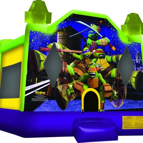 Licensed Teenage Mutant Ninja Turtles Jumper