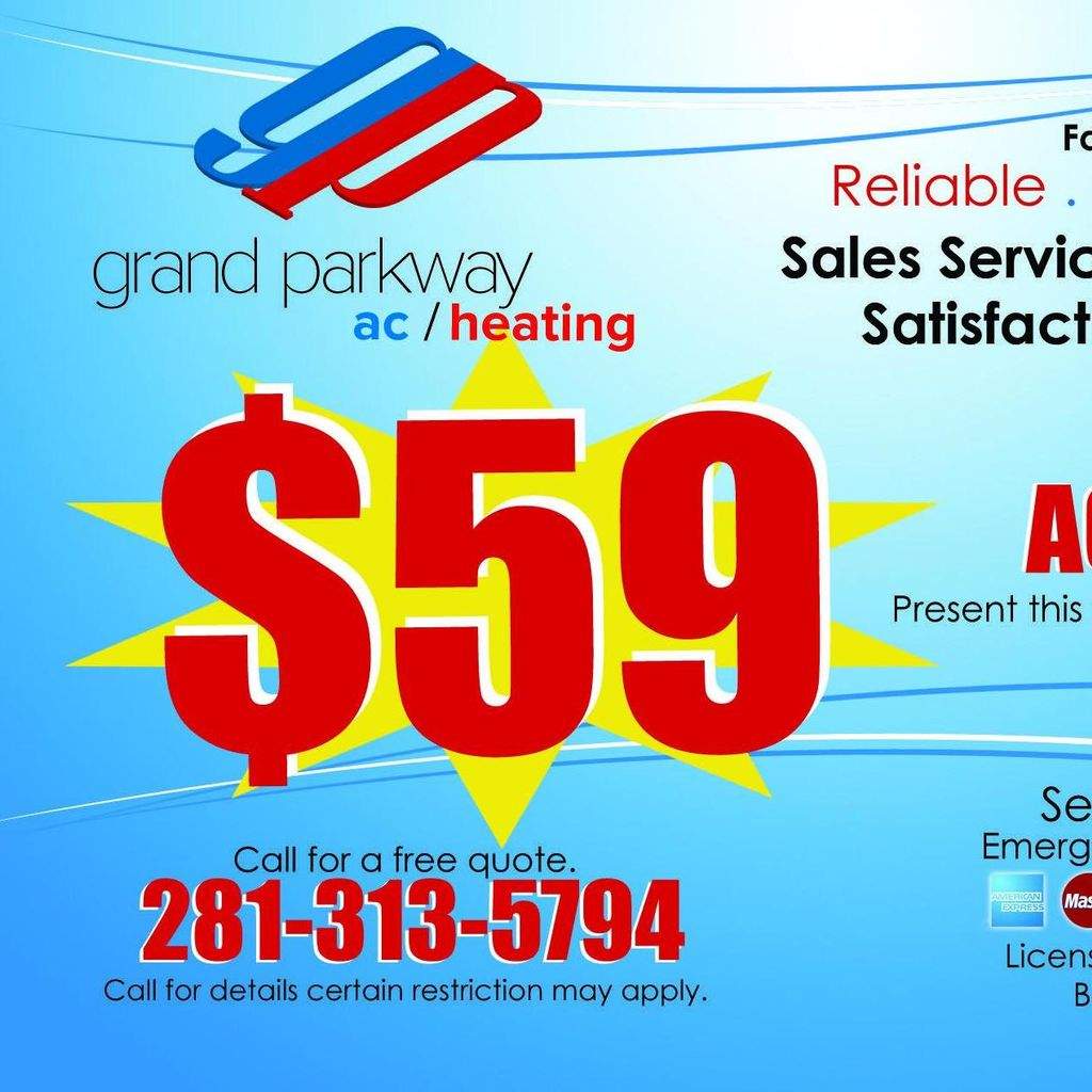 Grand Parkway AC and Heating