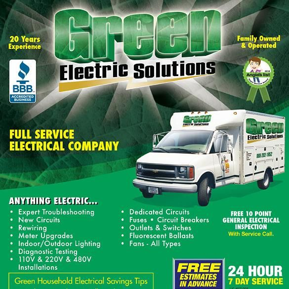 Green Electric Solutions - San Diego