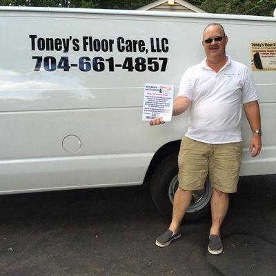 Avatar for Toney's Floor Care, LLC Charlotte, NC Thumbtack