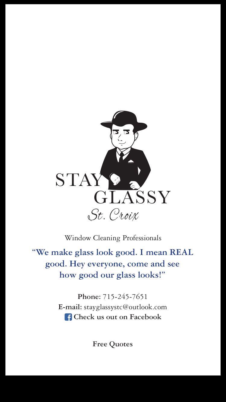 Stay Glassy St Croix