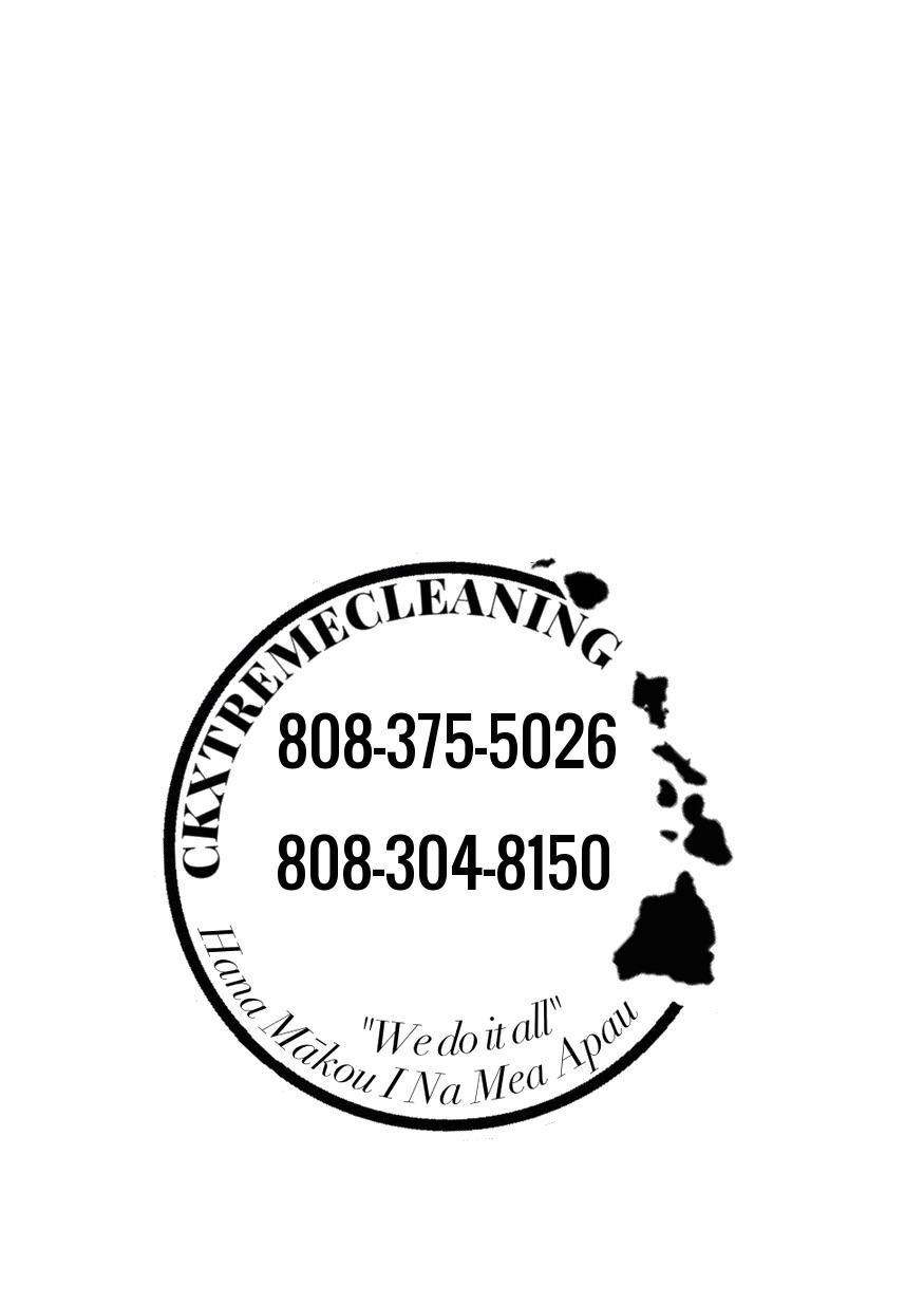 """CKXTREMECLEANING & PAINTING  """"Leave your mess w..."""