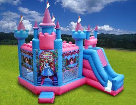 4 in 1 Princess Castle $285.00